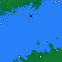 Nearby Forecast Locations - Kirkkonummi Makiluoto - Χάρτης