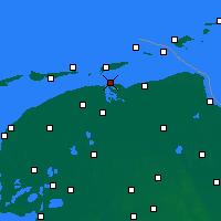 Nearby Forecast Locations - Lauwersoog - ������