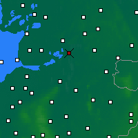 Nearby Forecast Locations - Meppel - ������