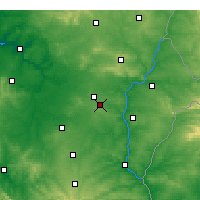 Nearby Forecast Locations - Beja - ������