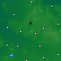 Nearby Forecast Locations - Soltau - Χάρτης