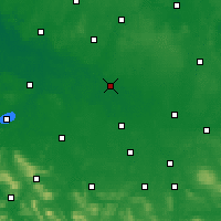 Nearby Forecast Locations - Celle - Χάρτης