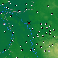 Nearby Forecast Locations - Wesel - Χάρτης