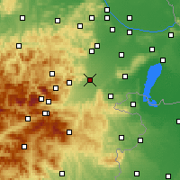Nearby Forecast Locations - Neustadt - Χάρτης