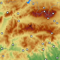 Nearby Forecast Locations - Chopok - ������