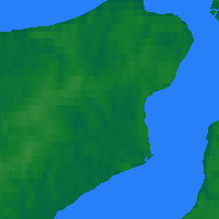 Nearby Forecast Locations - Sopkarga - Χάρτης