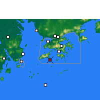 Nearby Forecast Locations - Cheung Chau - ������