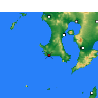 Nearby Forecast Locations - Makurazaki - ������