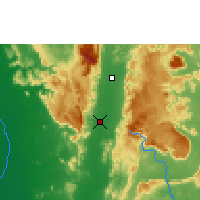 Nearby Forecast Locations - Phetchabun - Χάρτης