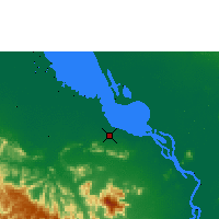 Nearby Forecast Locations - Krakor - Χάρτης