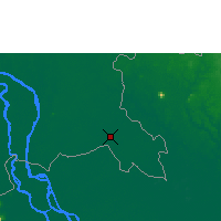 Nearby Forecast Locations - Svay Rieng - ������