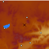 Nearby Forecast Locations - Xinghe - Χάρτης