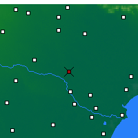 Nearby Forecast Locations - Wuqing - Χάρτης