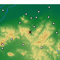 Nearby Forecast Locations - Boshan - ������