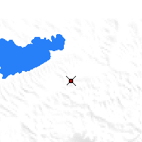 Nearby Forecast Locations - Damxung - Χάρτης