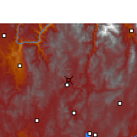 Nearby Forecast Locations - Lugong - Χάρτης
