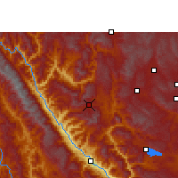 Nearby Forecast Locations - Xinping - Χάρτης