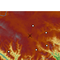 Nearby Forecast Locations - Wenshan - Χάρτης