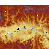 Nearby Forecast Locations - Yang Xian - ������