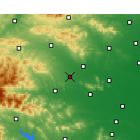 Nearby Forecast Locations - Baofeng - Χάρτης
