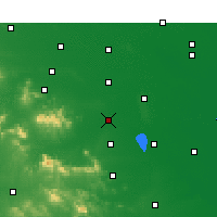 Nearby Forecast Locations - Suiping - Χάρτης