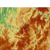 Nearby Forecast Locations - Jinfoshan - ������