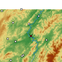 Nearby Forecast Locations - Chenxi - ������