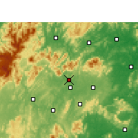 Nearby Forecast Locations - Xinshao - ������
