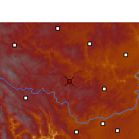 Nearby Forecast Locations - Nayong - Χάρτης