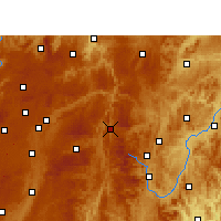 Nearby Forecast Locations - Guiding - Χάρτης