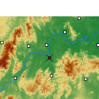 Nearby Forecast Locations - Lingling - ������
