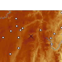 Nearby Forecast Locations - Longli - Χάρτης