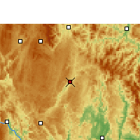 Nearby Forecast Locations - Libo - Χάρτης
