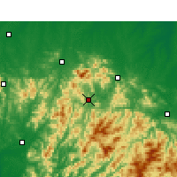 Nearby Forecast Locations - Nanxi - ������