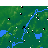 Nearby Forecast Locations - He Xian/ANH - ������