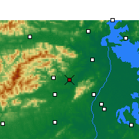 Nearby Forecast Locations - Anyi - ������