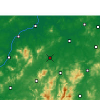Nearby Forecast Locations - Chongren - ������