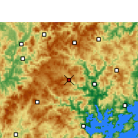 Nearby Forecast Locations - Zhouning - ������