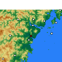Nearby Forecast Locations - Rui'an - ������