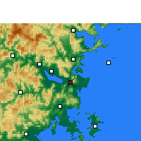 Nearby Forecast Locations - Changle - ������