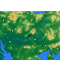 Nearby Forecast Locations - Boluo - ������