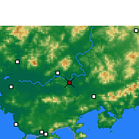 Nearby Forecast Locations - Huizhou - ������
