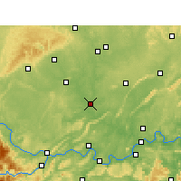 Nearby Forecast Locations - Fushun - ������