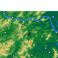 Nearby Forecast Locations - Xinxing - ������