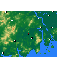 Nearby Forecast Locations - Kaiping - ������