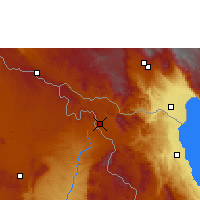 Nearby Forecast Locations - Chitipa - Χάρτης