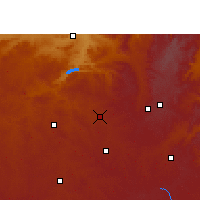 Nearby Forecast Locations - Middelburg - Χάρτης