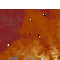 Nearby Forecast Locations - Durnacol - Χάρτης
