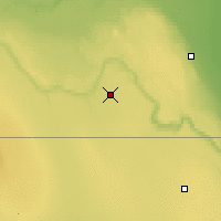 Nearby Forecast Locations - Pilot Mound - Χάρτης