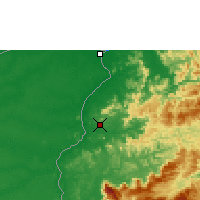 Nearby Forecast Locations - Puerto Ayacucho - Χάρτης